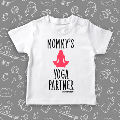 Mommy's Yoga Partner (T)