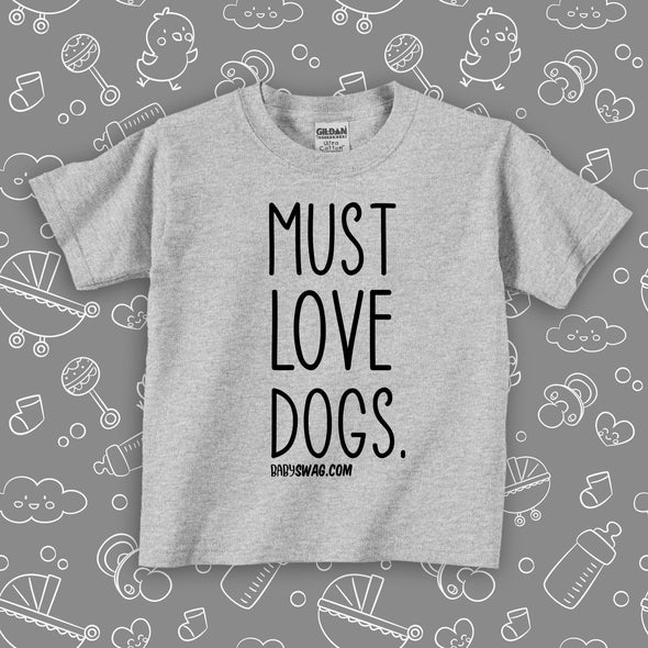 Must Love Dogs (T)