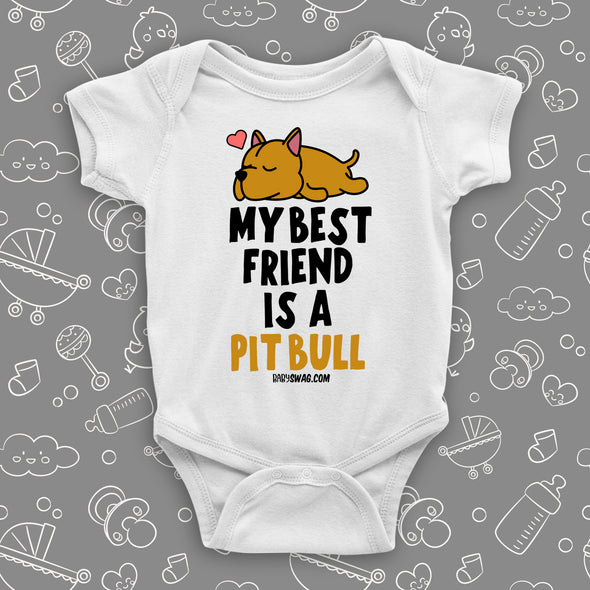 My Best Friend is a Pit Bull