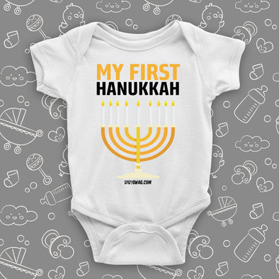 My First Hanukkah