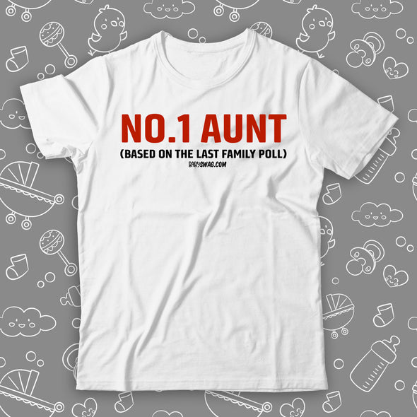 No. 1 Aunt (Based On The Last Family Poll)