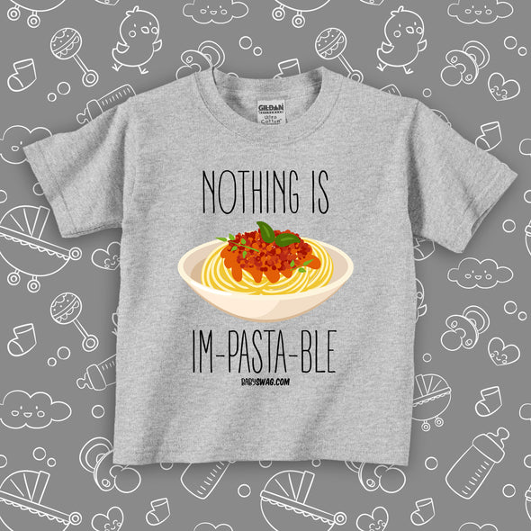 Nothing Is Im-pasta-ble (T)
