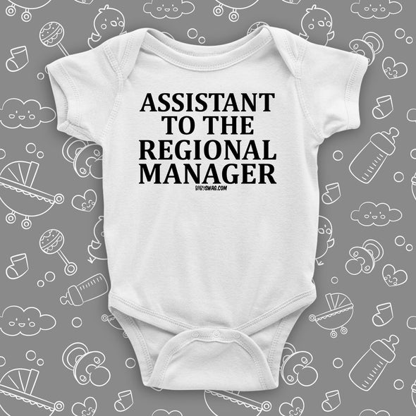 Asssistant To The Regional Manager