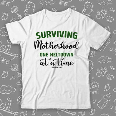 Surviving Motherhood, One Meltdown At A Time