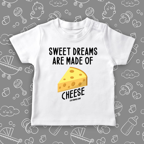 Sweet Dreams Are Made Of Cheese (T)