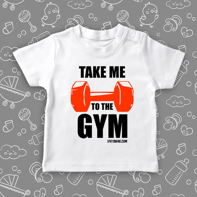 Take Me To The Gym (T)