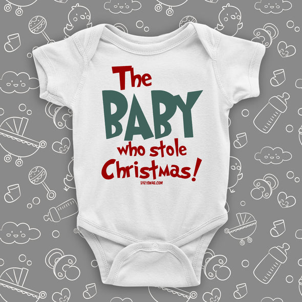The Baby Who Stole Christmas