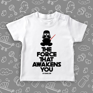 The Force That Awakens You (T)