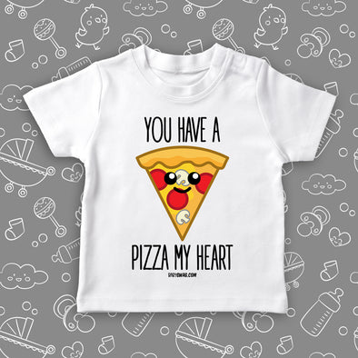 You Have A Pizza My Heart (T)