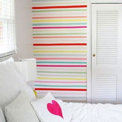 "Easy Stripe - 1.5"" Multi Color"