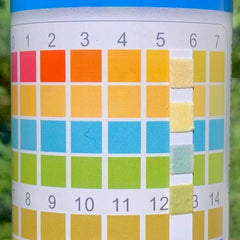 Ideal disinfection between pH levels 5 - 7