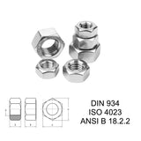 Titanium Bolts Nuts Screws