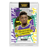 *PREORDER* PART V OF V -OFFICIAL DONOVAN MITCHELL X TYSON BECK -RETRO BASE CARD -LIMITED TO 750