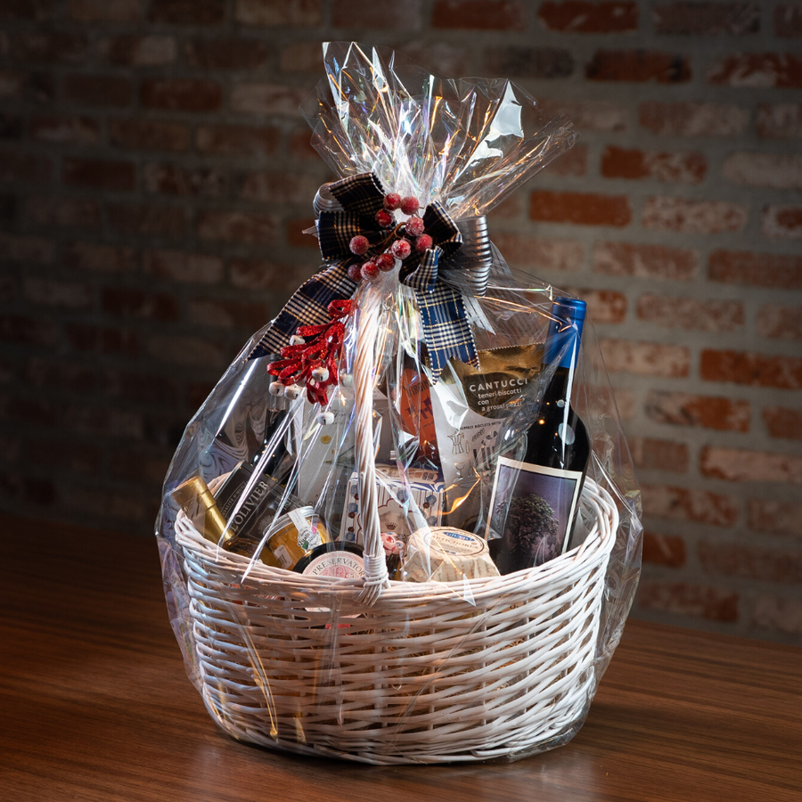 Grand Haute Holiday Gift Basket