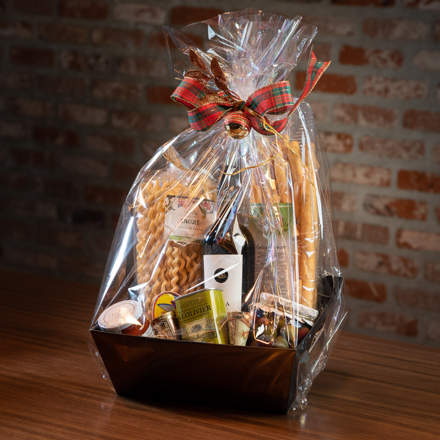 Gourmet Haute Holiday Gift Basket