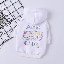 Load image into Gallery viewer, Anti-Social-Puppy-Club™ Pet Hoodie