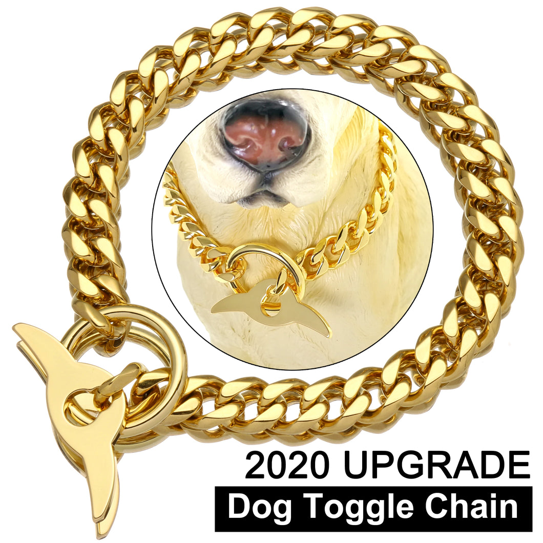 Cuban Link Chain ™ Pet Collar
