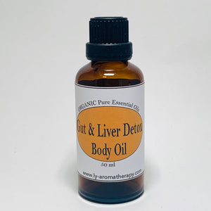 Gut & Liver Detox Body Oil