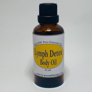 Lymph Detox Body Oil