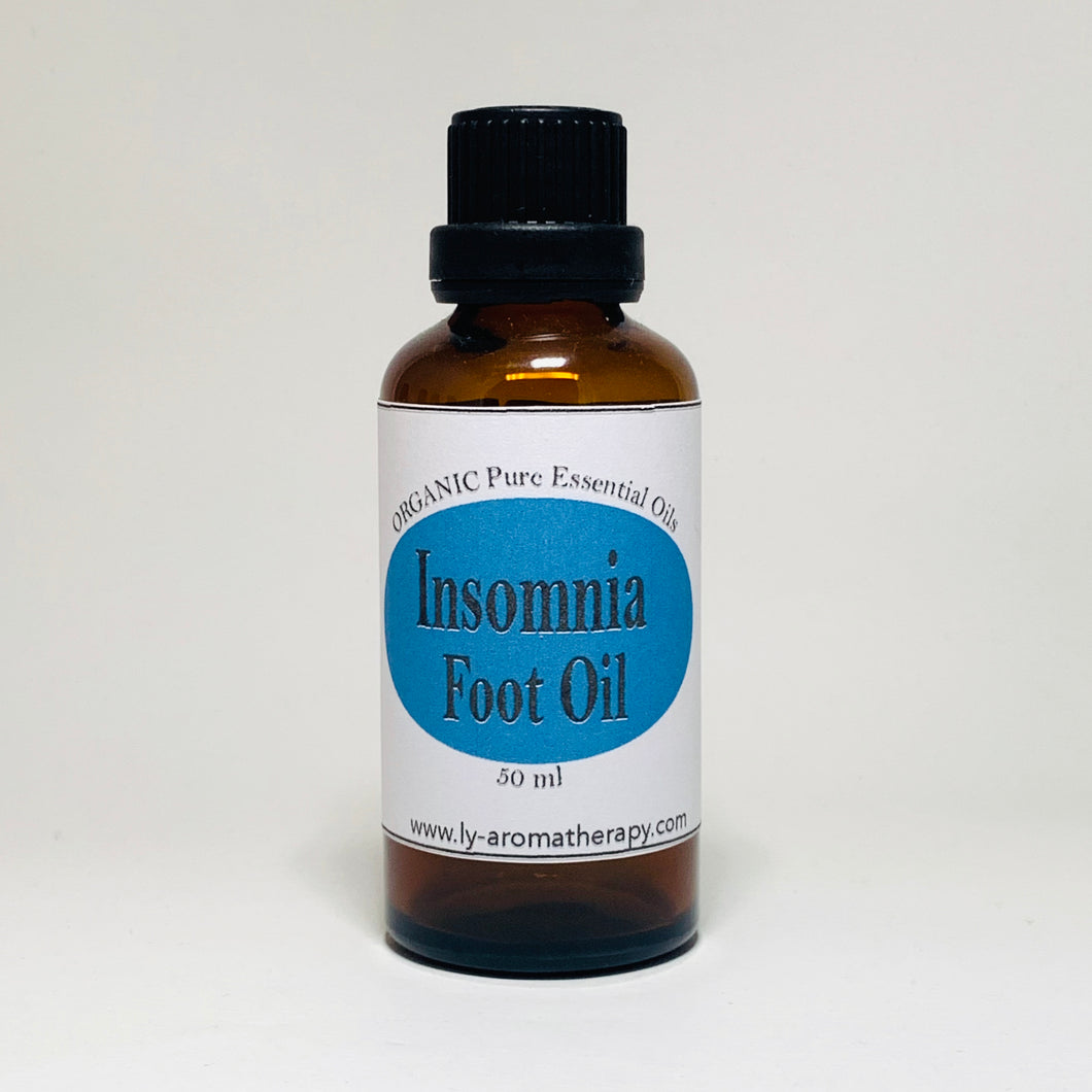 Insomnia Foot oil