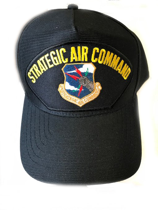 Strategic Air Command Embroidered Cap