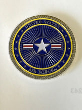 Load image into Gallery viewer, Strategic Air Command Challenge Coin