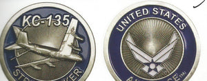 KC-135 Challenge Coin