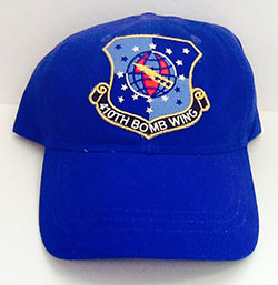 410th Bomb Wing Embroidered Cap