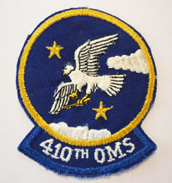 410th OMS Patch