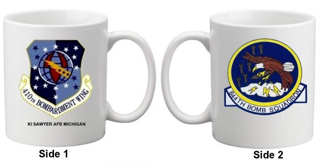 644th Bomb Squadron Coffee Mug 15oz.