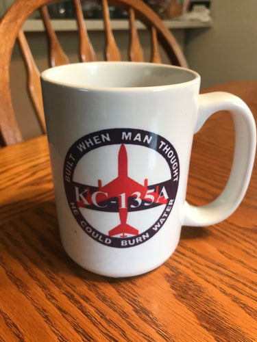 KC-135 15oz. Coffee Mug