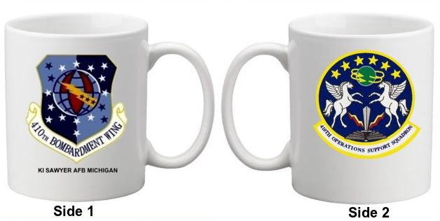 410th OSS Coffee Mug 15oz.