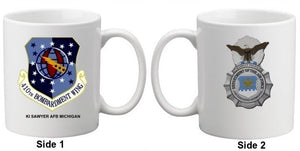 410th Sec. Police 15oz. Coffee Mug