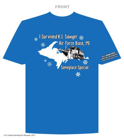 I Survived K.I. Sawyer T-Shirt