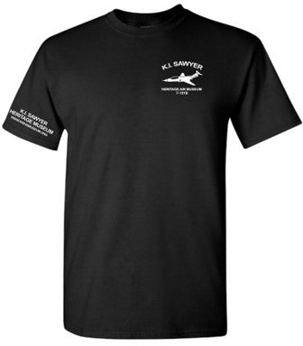 F-101 Voodoo Fighter/Interceptor Logo T-Shirt