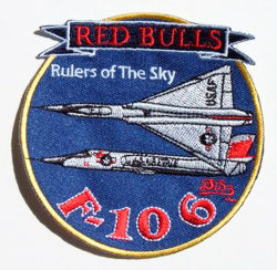 Red Bulls Rulers Of The Sky Patch