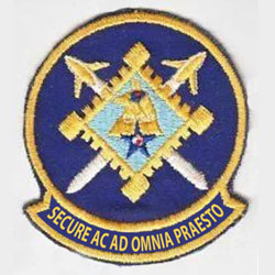 K.I. Sawyer 410th Security Police Patch
