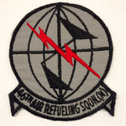 K.I. Sawyer 46th Air Refueling Squadron Patch