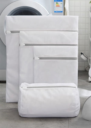 Laundry Wash Bag White