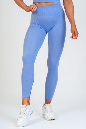 Luxe Leggings Cornflower Blue