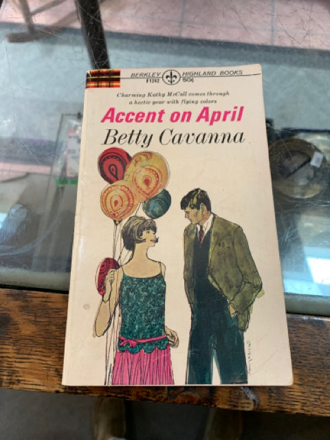 Accent on April by Betty Cavanna