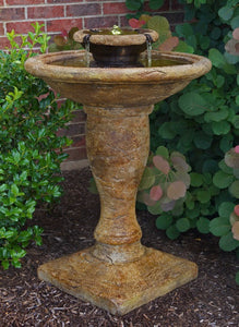 "Windstone Fountain 35""H"