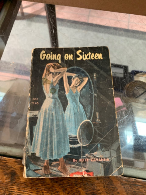 Going on Sixteen by Betty Cavanna