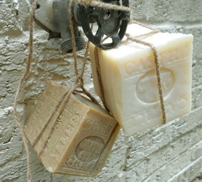 Greek olive and castile olive soaps