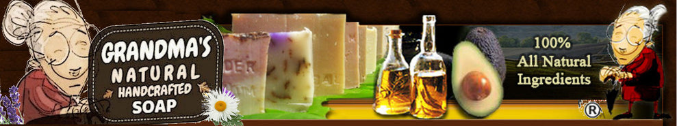Natural handcrafted soap handmade all natural soap