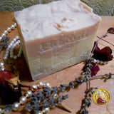 French Lavender Jasmine and Shea Butter Soap
