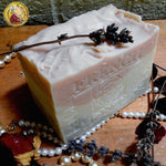 French Lavender Jasmine and Shea Butter Soap -For all skin types, even sensitive or dry