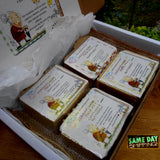 Organic Farm Fresh Milk Soaps Gift Set