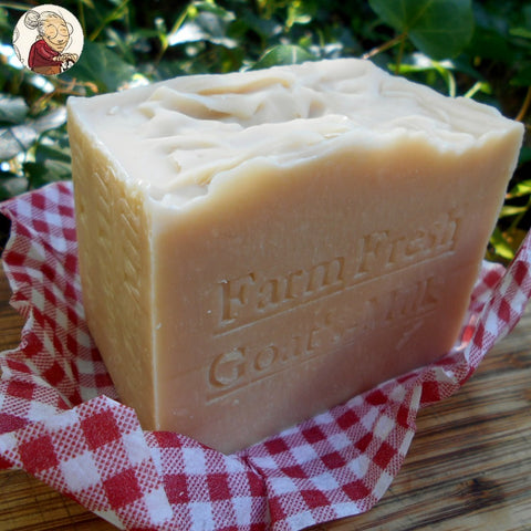 Natural soap Goat's milk