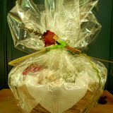 Five Piece Handmade Soap Gift Basket